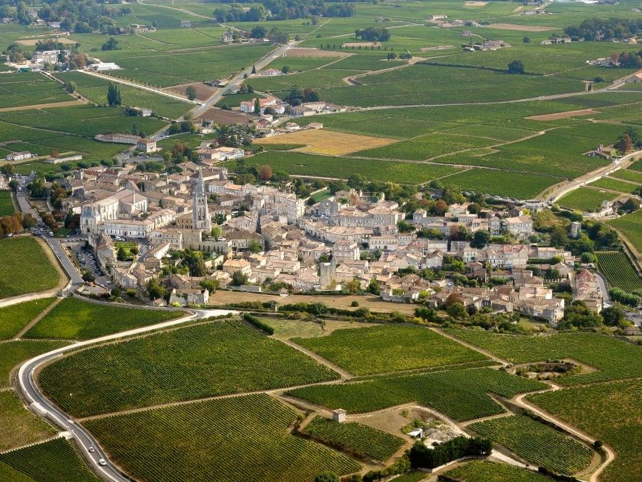 Vol en ULM Multiaxes au-dessus des vignobles bordelais (33)