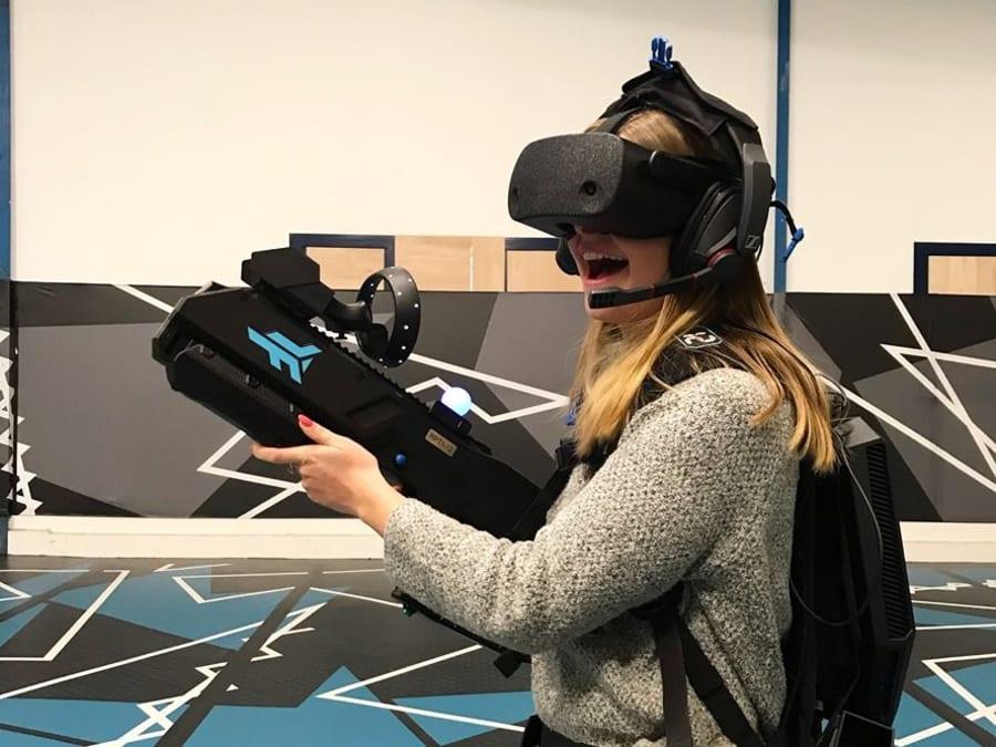 Anniversaire Réalité Virtuelle 10-18 ans à Nantes
