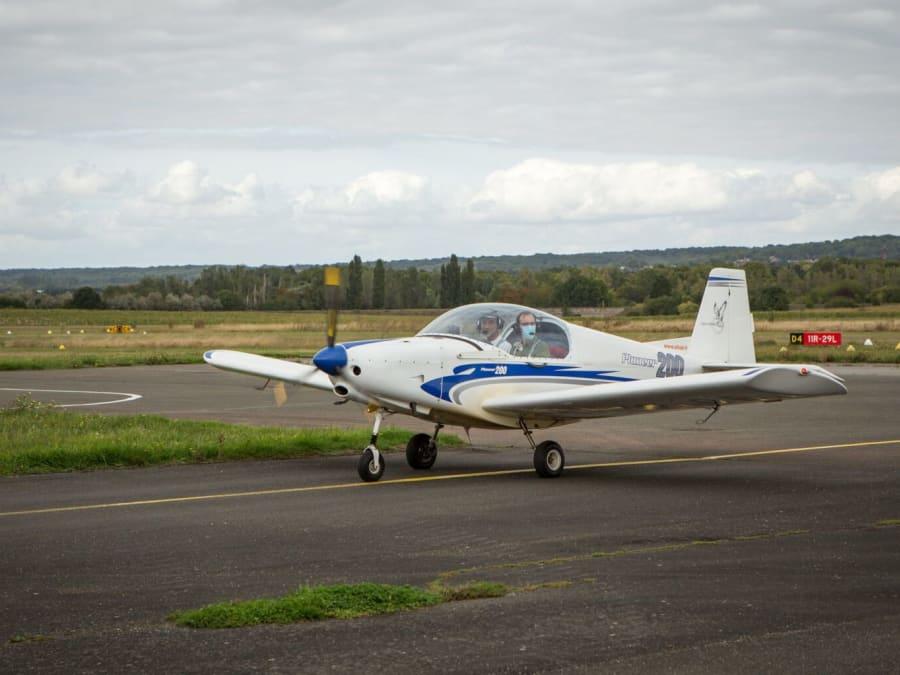 Initiation au pilotage d'ULM à Saint-Cyr-l'École (78)