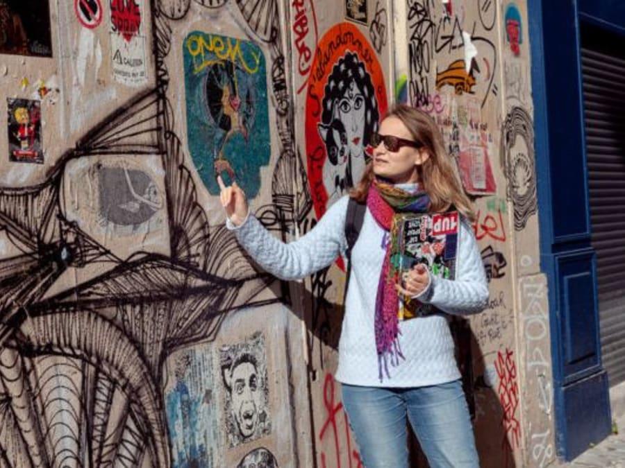 Montmartre Street Art Tour (18ème)