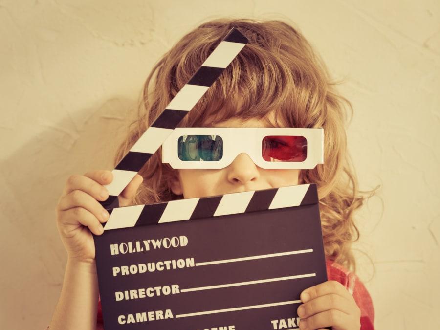 Anniversaire Star de Cinéma 6-12 ans à Paris 18ème