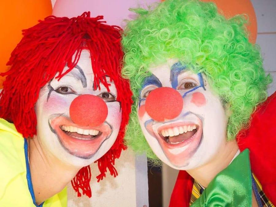 Anniversaire Cirque 3-12 ans à domicile (83 & 06)