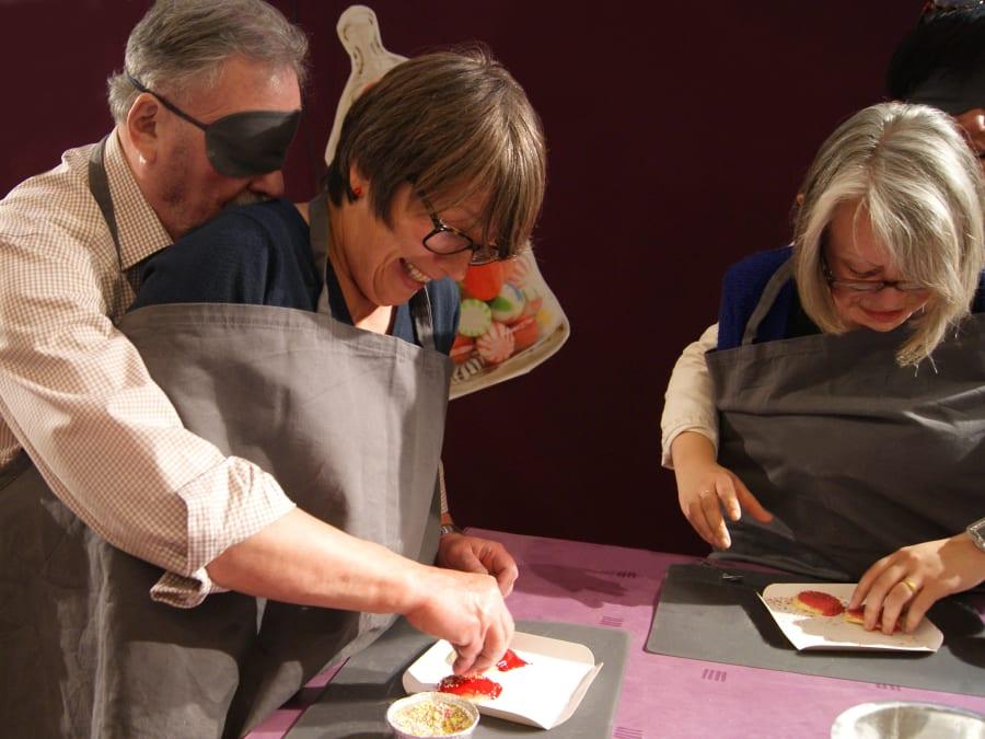Team Building Atelier de Cuisine Déjanté