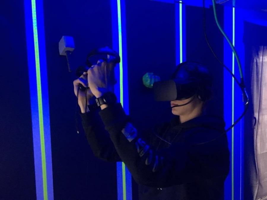 Expérience de Réalité Virtuelle à Rochetaillée-sur-Saône (69)