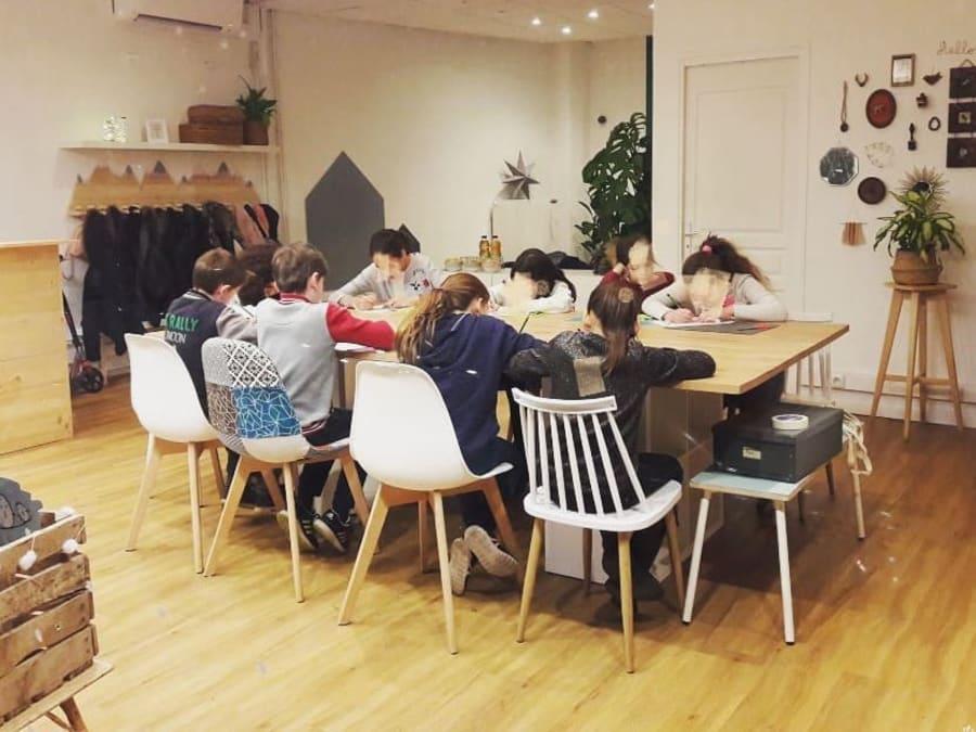 Anniversaire atelier Décoration DIY 5-15 ans à Lyon 3ème