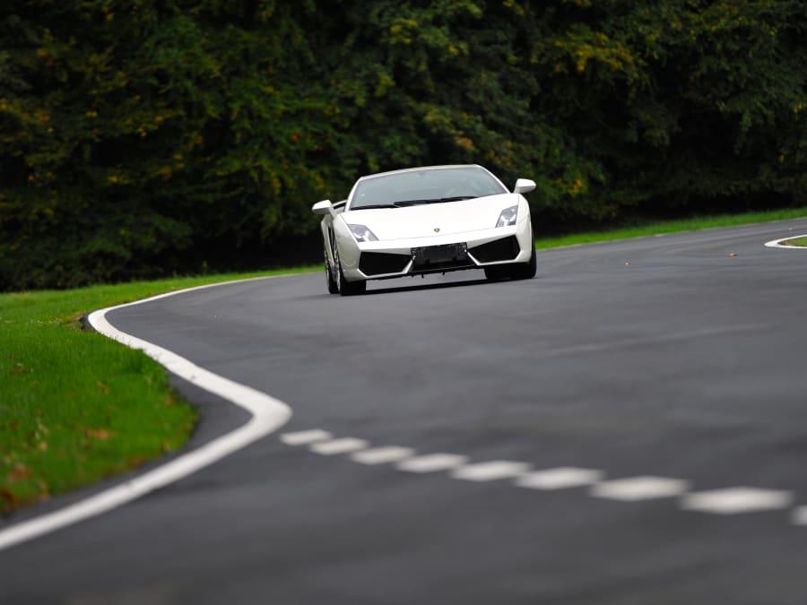Stage de pilotage Lamborghini LP560 -Circuit Croix-en-Ternois