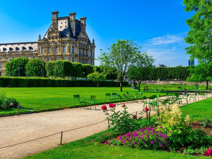 Anniversaire Jeu de Piste 6-12 ans au Jardin des Tuileries
