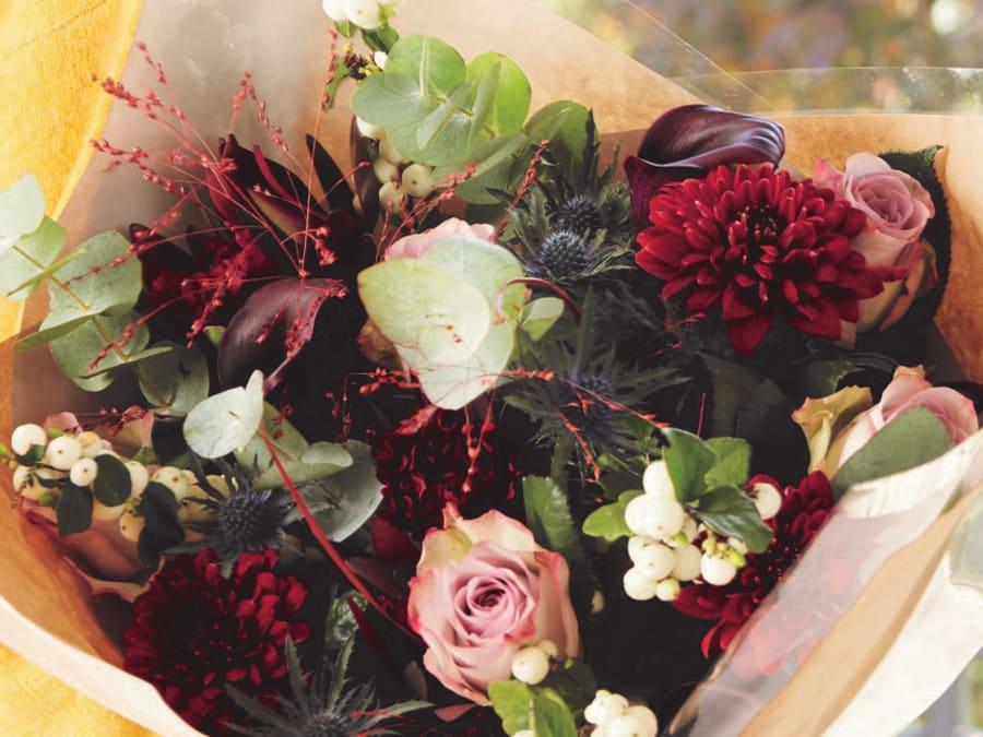 Atelier bouquet de saison chez Truffaut Caen (14)
