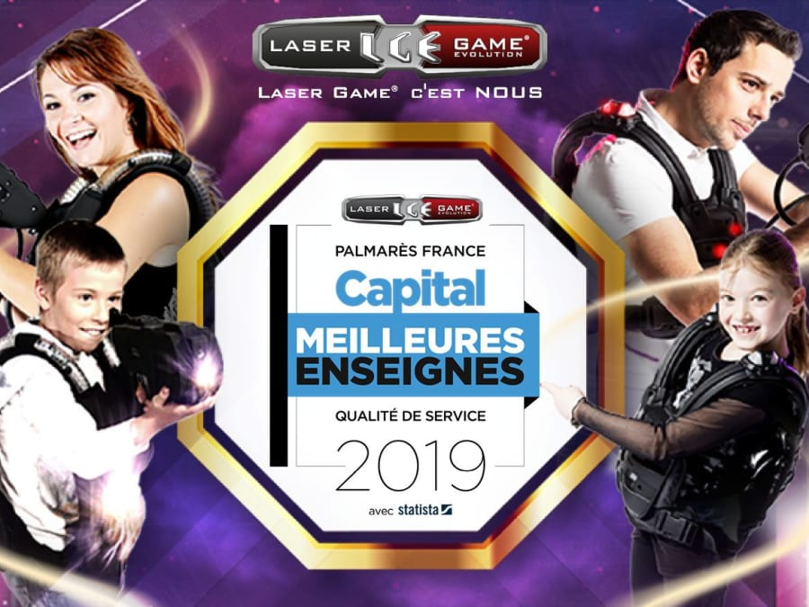 Laser Game à Bordeaux (Gironde, 33)