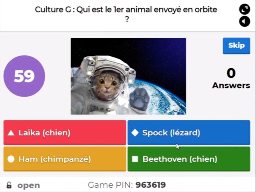 Team Building Escape Game - Space Quest