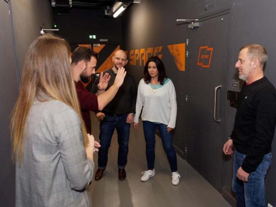 Team Building Jeu d'Aventure indoor à Arcueil (94)