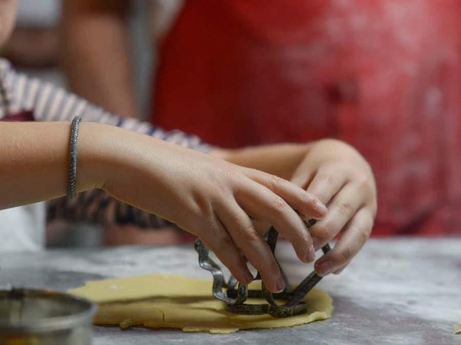 Anniversaire Cuisine pour P'tit Chef 6-12 ans à domicile