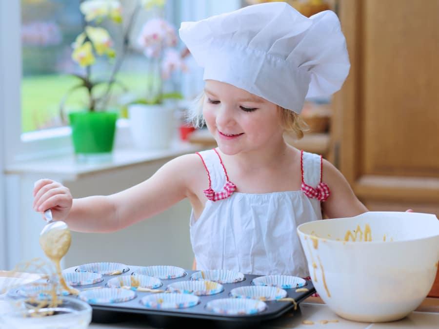 Anniversaire Cupcakes 7-14 ans à domicile