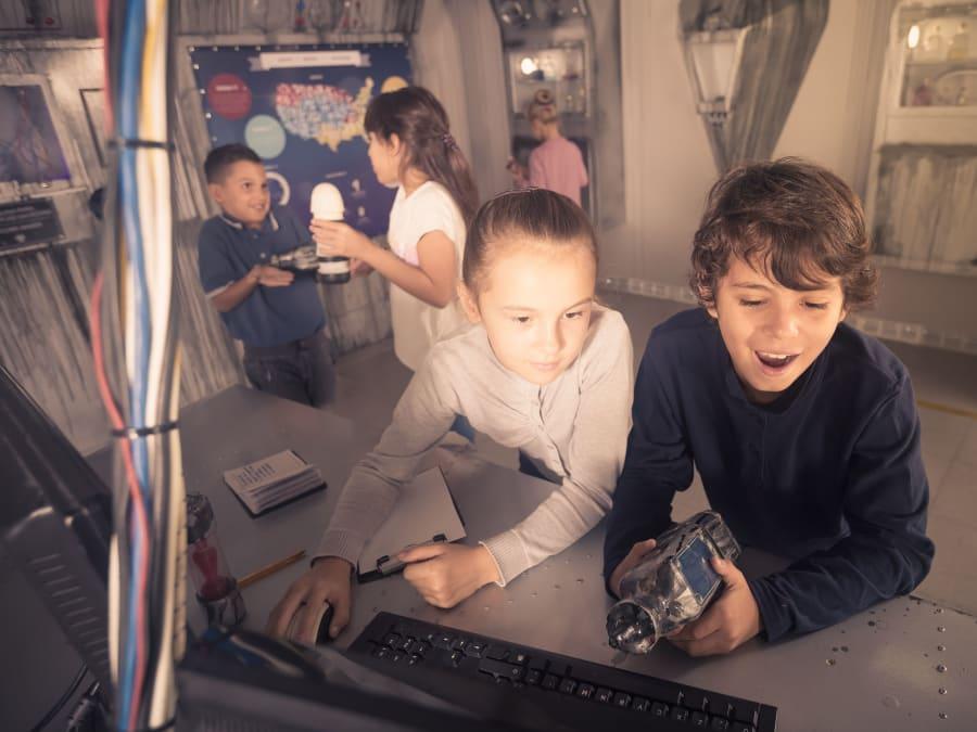 Anniversaire Escape Game 7-15 ans dans le centre de Nice