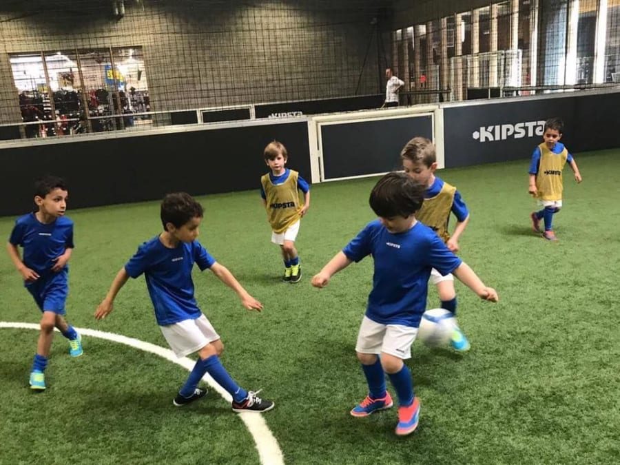 Anniversaire Football 4-15 ans au Kipstadium Décathlon de Lille