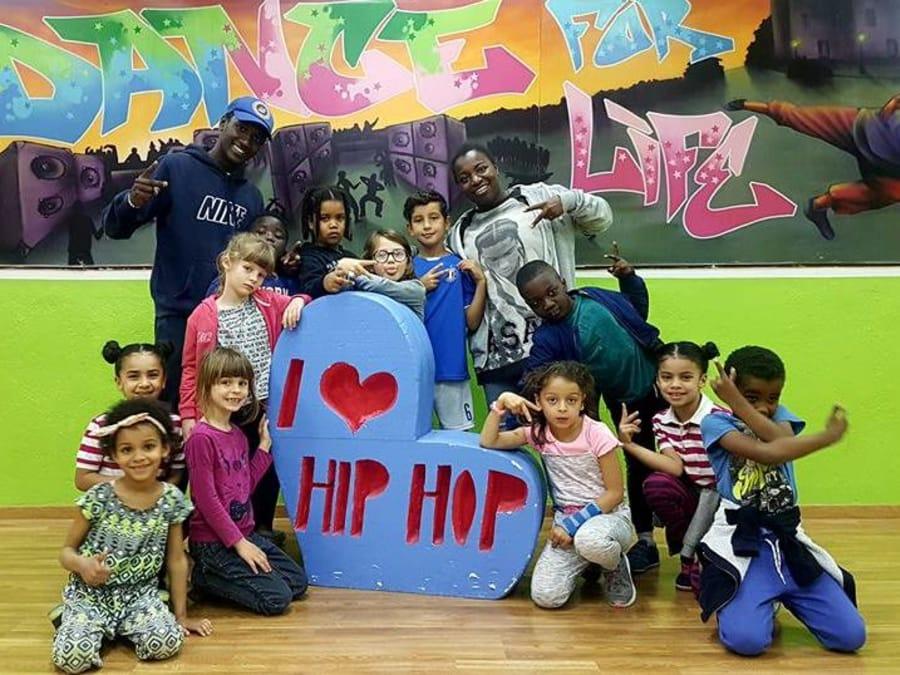 Anniversaire Hip Hop 6-14 ans à Marseille 5ème