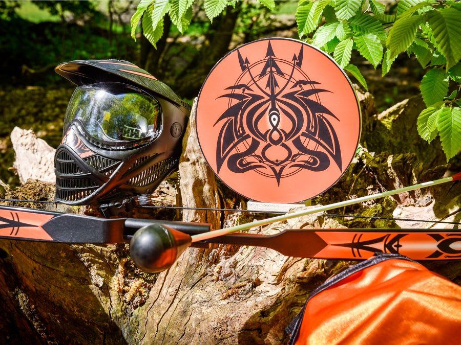 Archery Tag à Chevry-Cossigny (77)