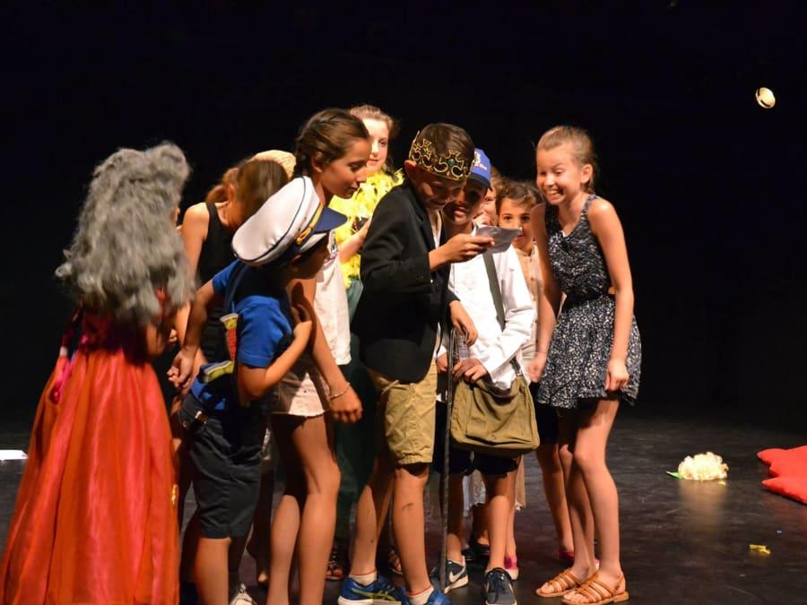 Anniversaire Théâtre 5-12 ans à Montpellier