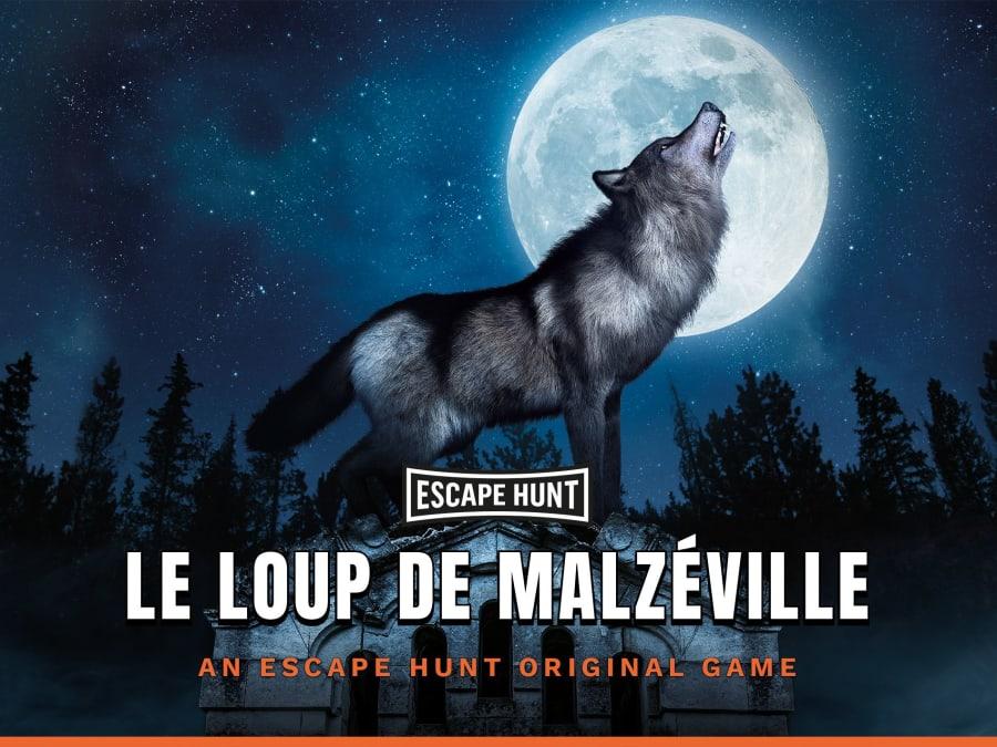 """Escape Game """"Le Loup de Malzéville"""" à Nancy (54)"""