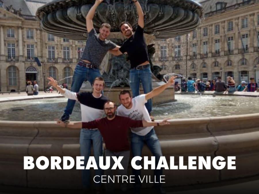 Team Building Jeu de Piste urbain connecté à Bordeaux (33)