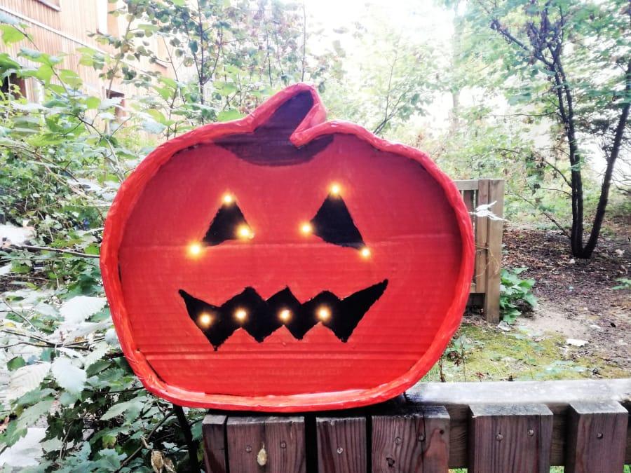 Atelier Parent/Enfant Création de Déco Lumineuse pour Halloween
