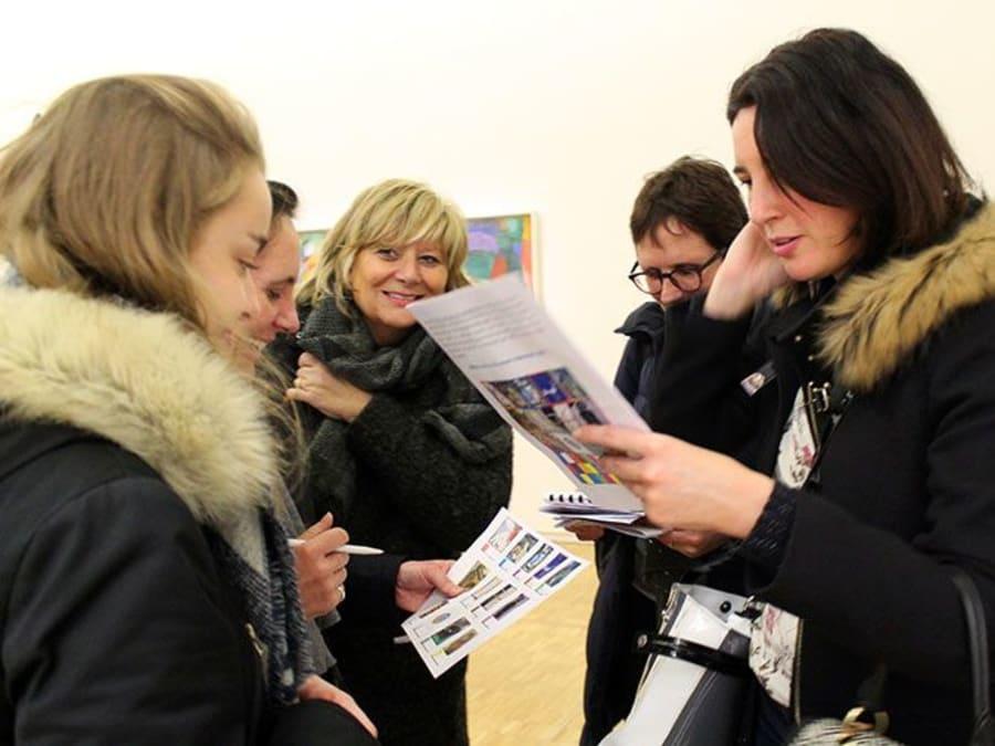 Team Building Cluedo au Centre Georges Pompidou à Paris 4ème