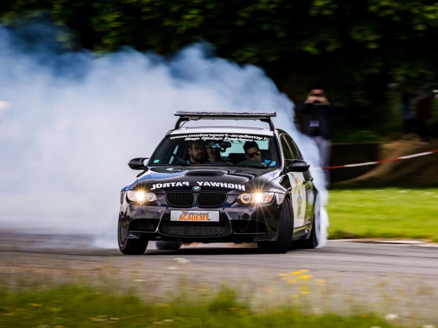 Baptême Drift passager en BMW M3 - Circuit Fontenay-le-Comte