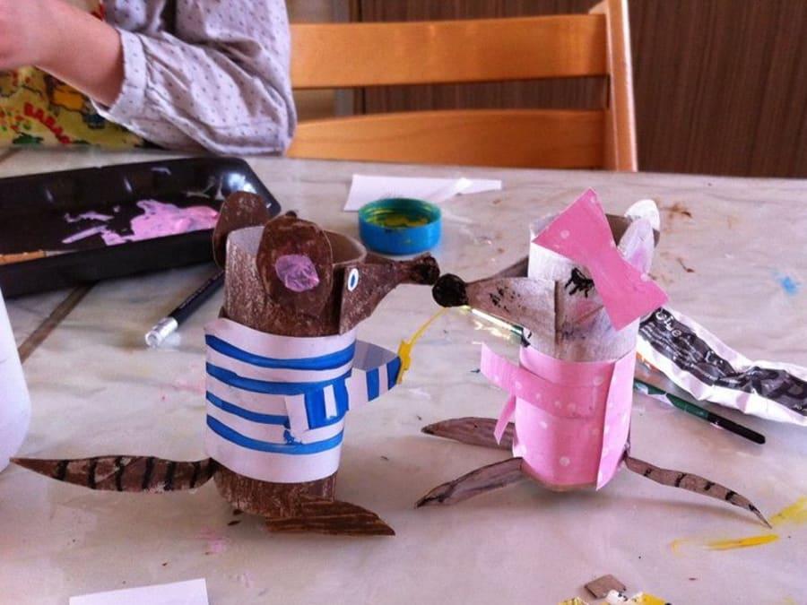 Anniversaire Recycl'art à domicile (IDF & Haute Normandie)