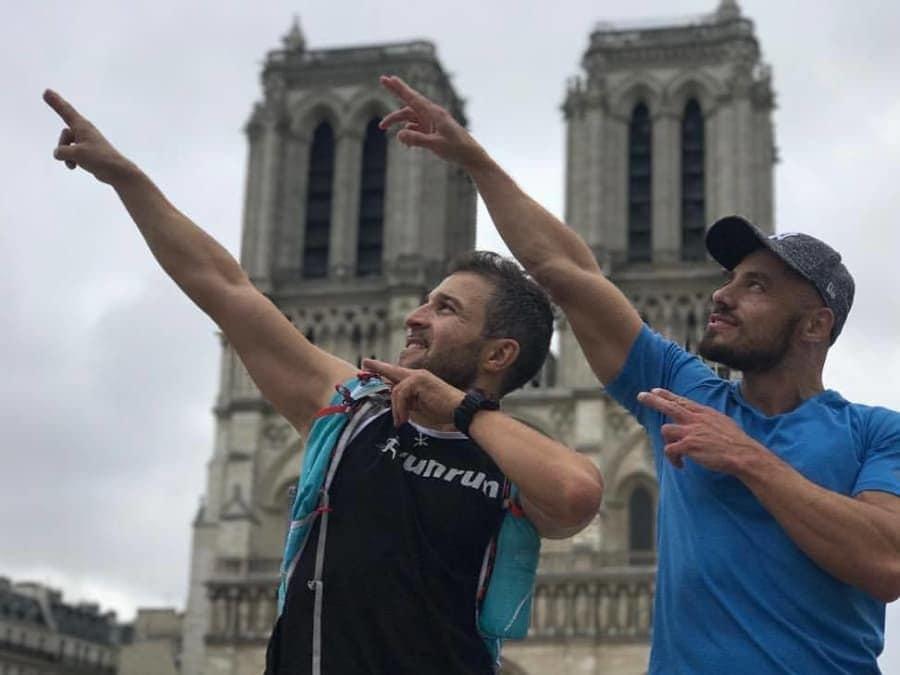 Running Tour 10km : run the lights !