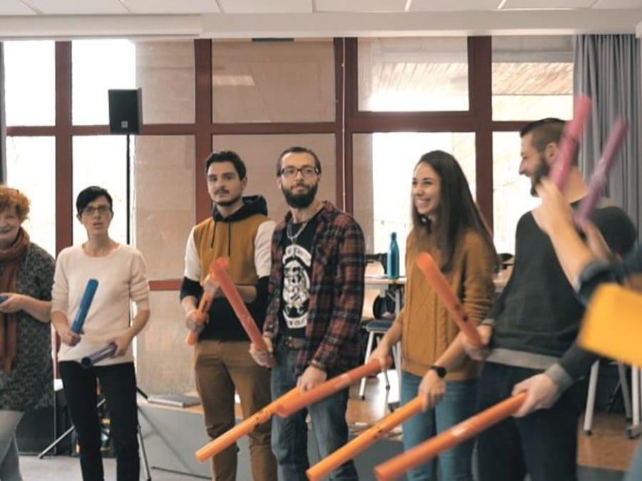 Team Building Musical & Rythmique