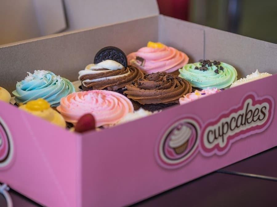 Atelier de réalisation de cupcakes américains à Bezons