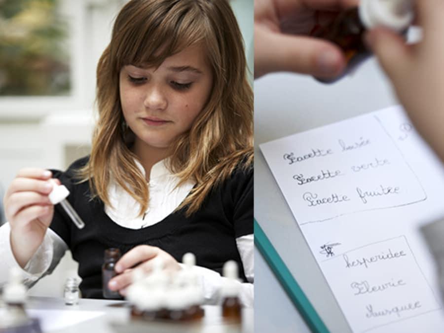 Atelier Parent/ Enfant Création de Parfum