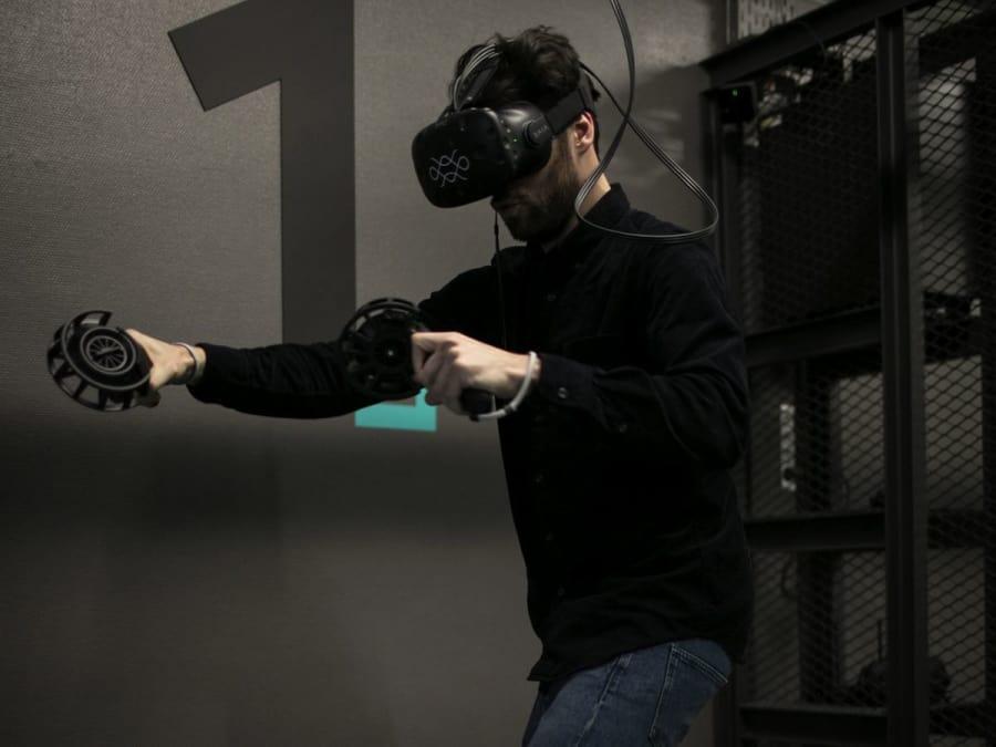 Réalité Virtuelle en Duo à Paris 2ème