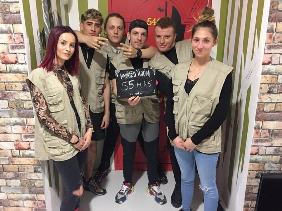 Escape Game Haunted Room à Avignon