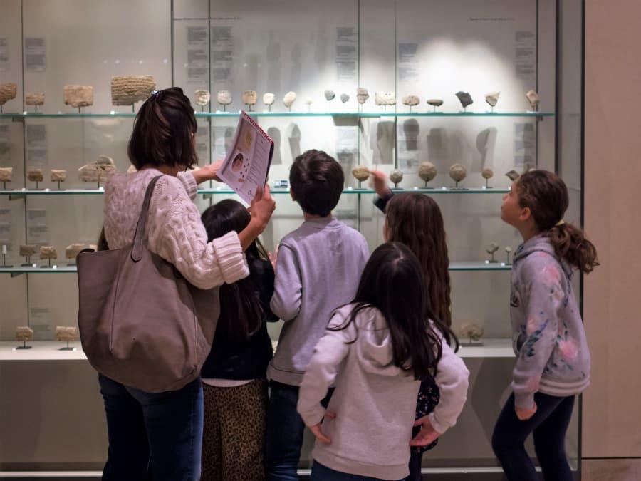 Anniversaire Énigmes au Musée du Louvre 7-12 ans (Paris 1er)