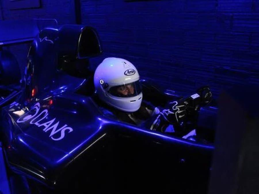 Simulateur de Formule 1 proche de Toulouse