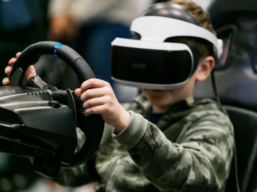 Expérience de pilotage en Réalité Virtuelle proche de Toulouse