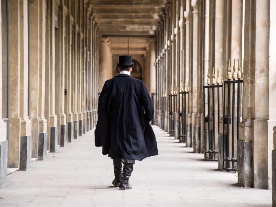 Team Building Enquête au Palais Royal à Paris