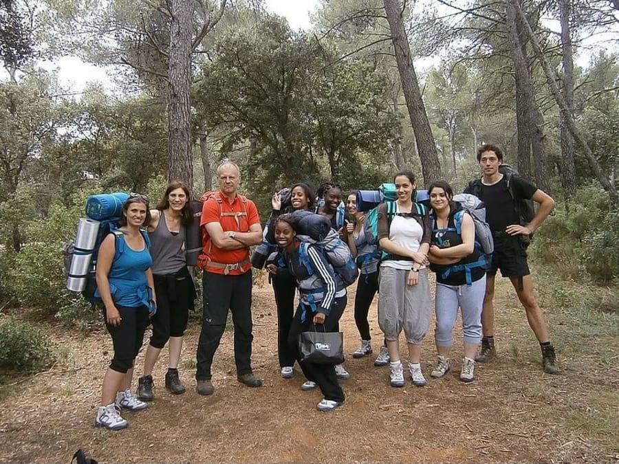 Stage de survie en milieu naturel en Provence (83)