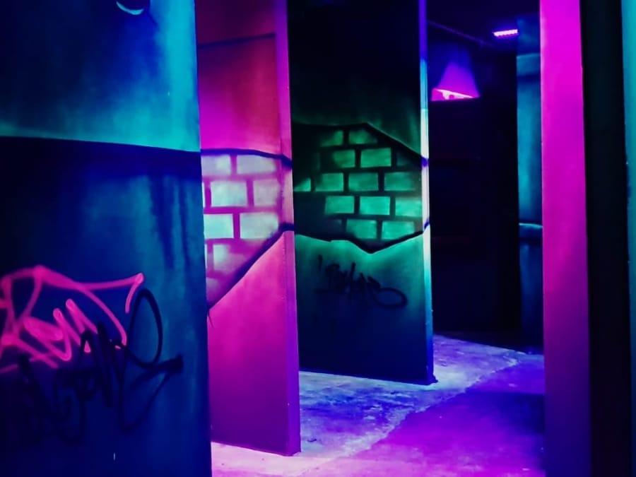 Laser Game à Courbevoie (92)