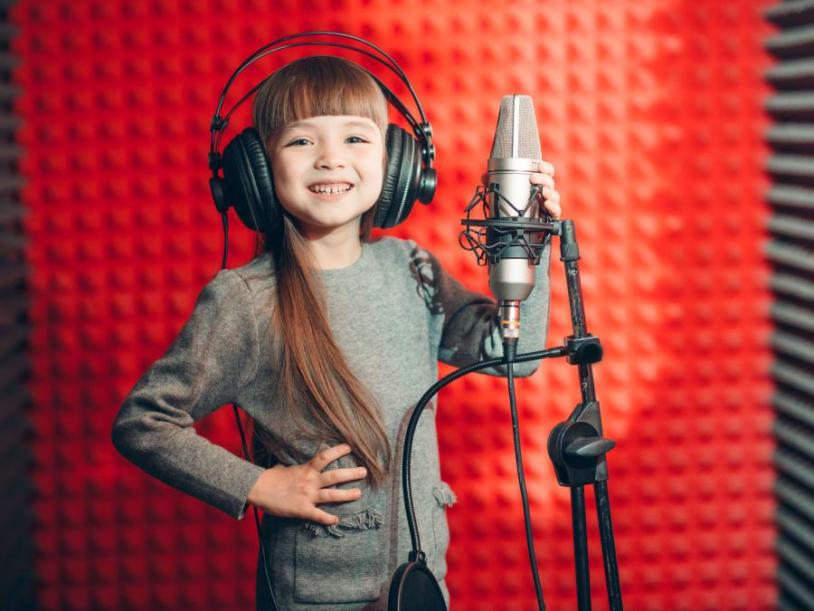 Anniversaire Studio d'enregistrement 6-15 ans à Paris 17ème