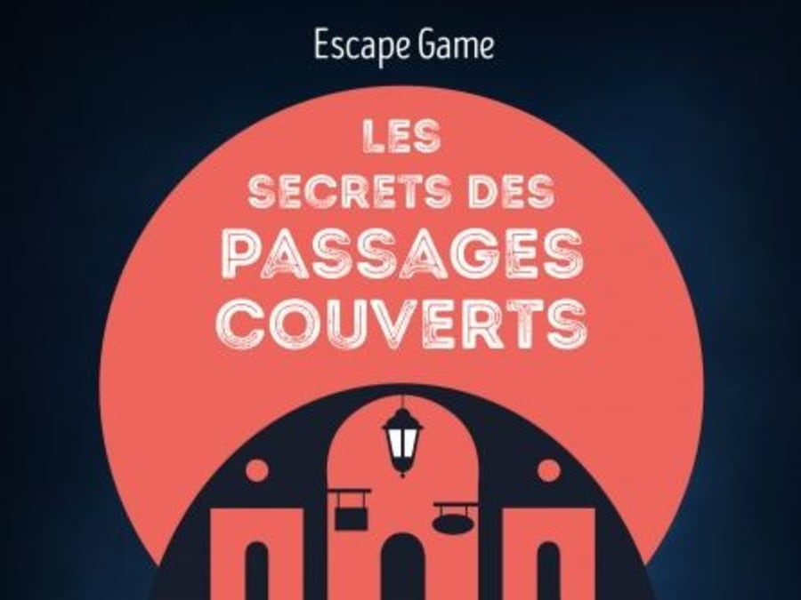Escape Game : les secrets des passages couverts à Paris 2e