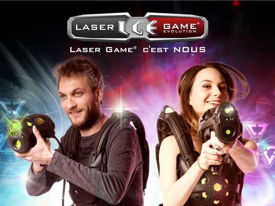 EVG / EVJF au Laser Game de Villeneuve-d'Ascq (Nord, 59)