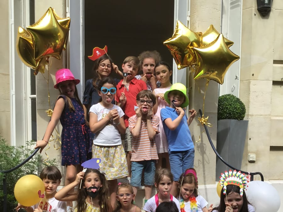 Anniversaire Tiff Fun Party 8-15 ans à domicile