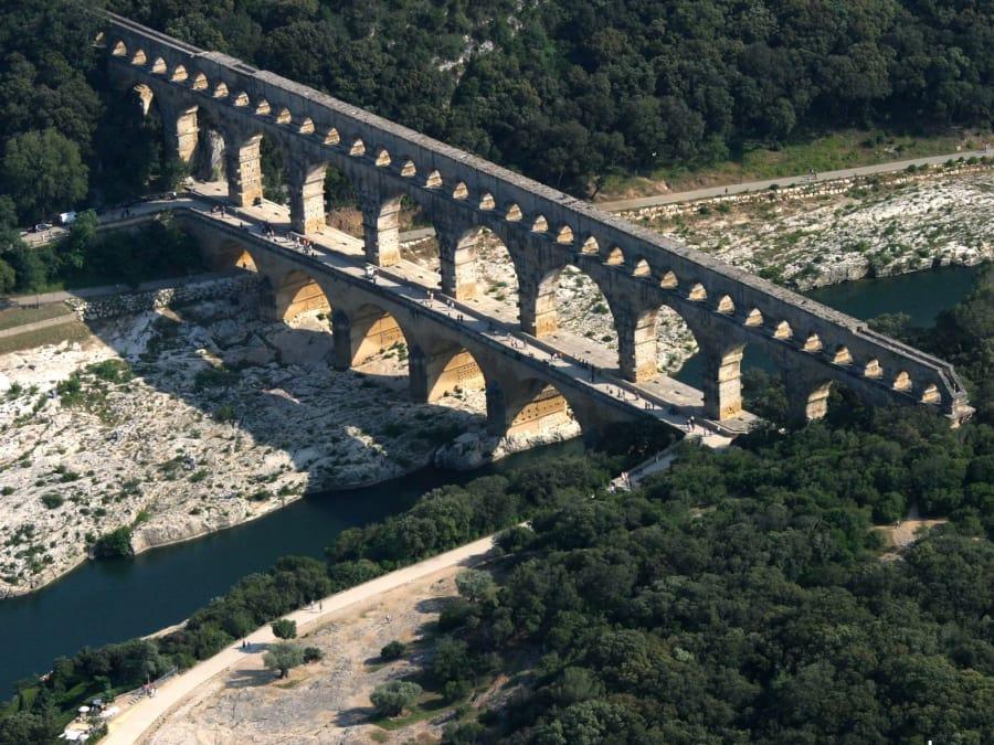 Découverte de la Provence en ULM au départ de Remoulins (30)