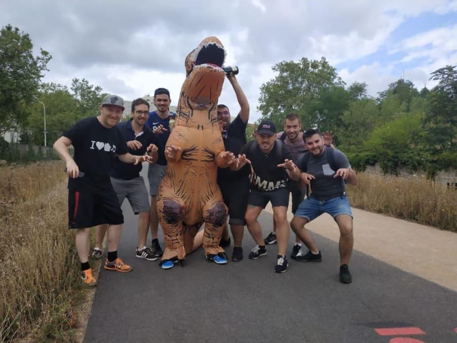 Team Building Sportif à Lyon