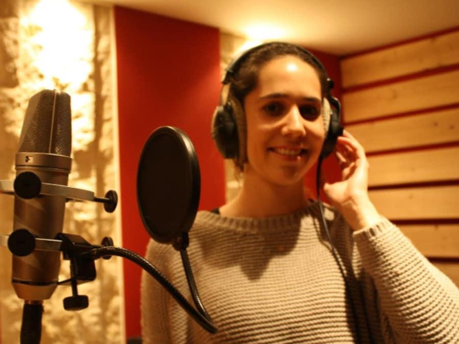 Anniversaire Studio d'enregistrement 6-15 ans à Paris 12ème