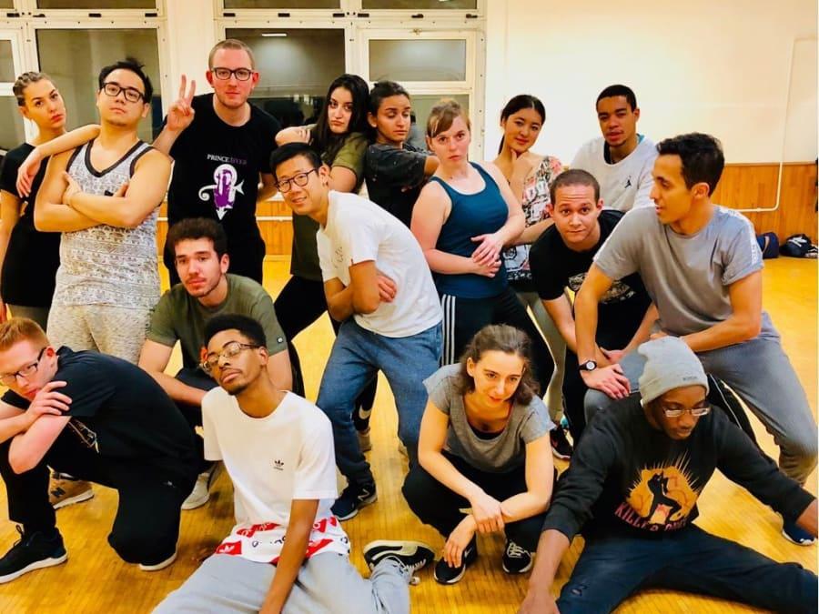Team Building Danse Hip-Hop en Île-de-France