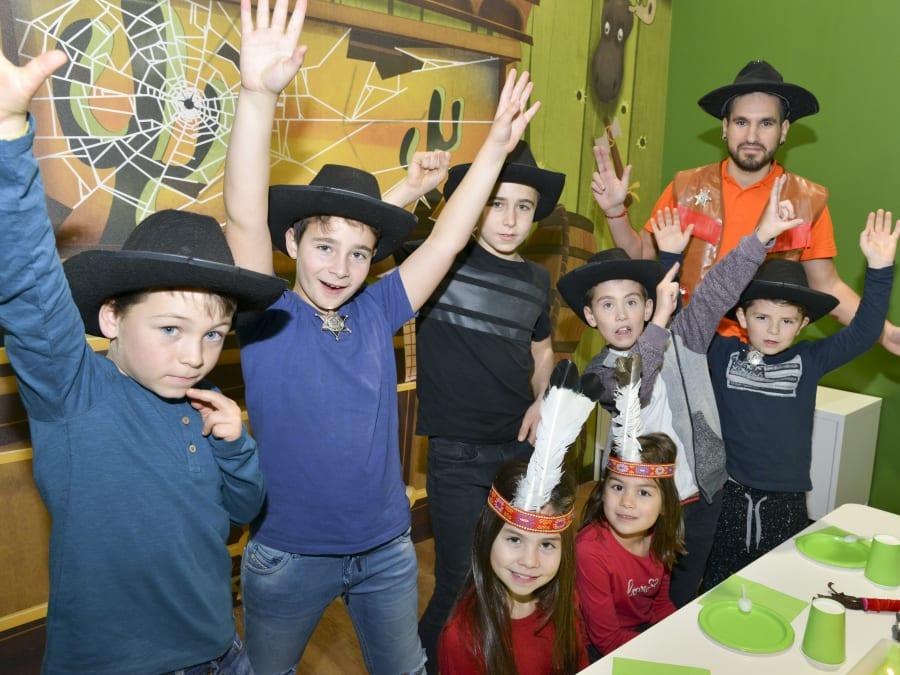 Anniversaire Boum Party au Gulli Parc de La Ville-du-Bois