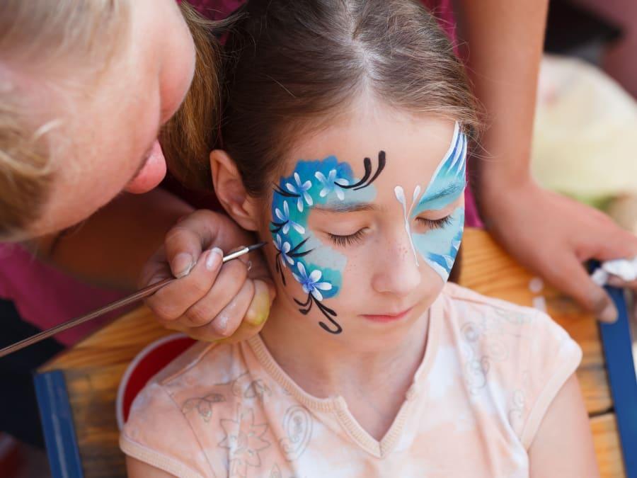 Anniversaire Maquillage & Déguisement 4-6 ans à Marseille